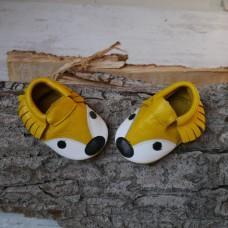 Бебешки буйки Жълти Лисичета