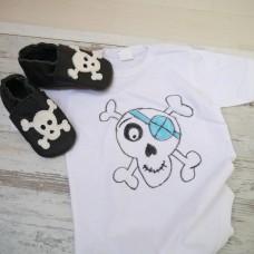 Подаръчен комплект Череп пират