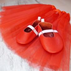 Подаръчен комплект Червена балерина