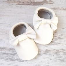 Бебешки буйки  Бели панделки