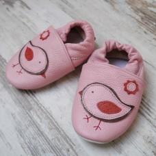 Бебешки буйки  Розово пиле