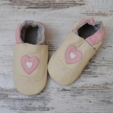 Бебешки буйки Розови сърчица