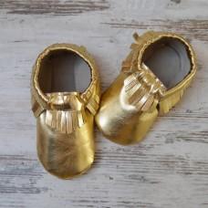 Бебешки буйки  Златни мокасини