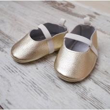 Бебешки буйки Златни балеринки
