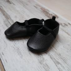 Бебешки буйки Черни балеринки